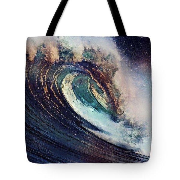 The Barrel Tote Bag