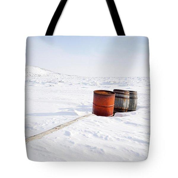 The Barrels Tote Bag
