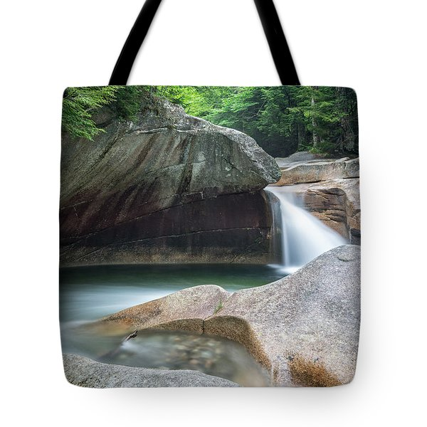 The Basin Nh Tote Bag