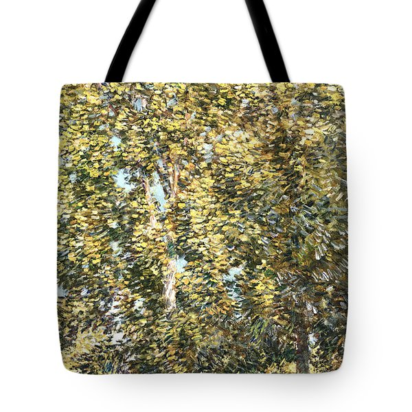 The Bathers Tote Bag by Childe Hassam