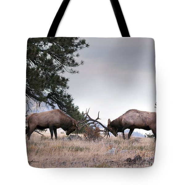 The Battle Tote Bag