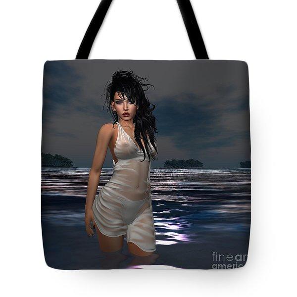 The Beach 1 Tote Bag