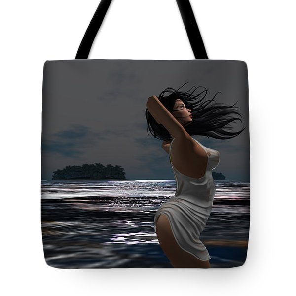 The Beach 2 Tote Bag