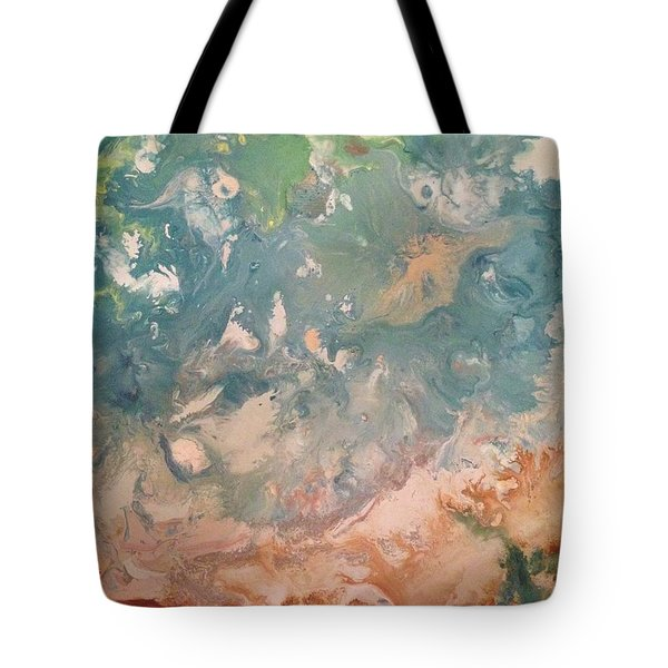 The Beach  Tote Bag by Margalit Romano