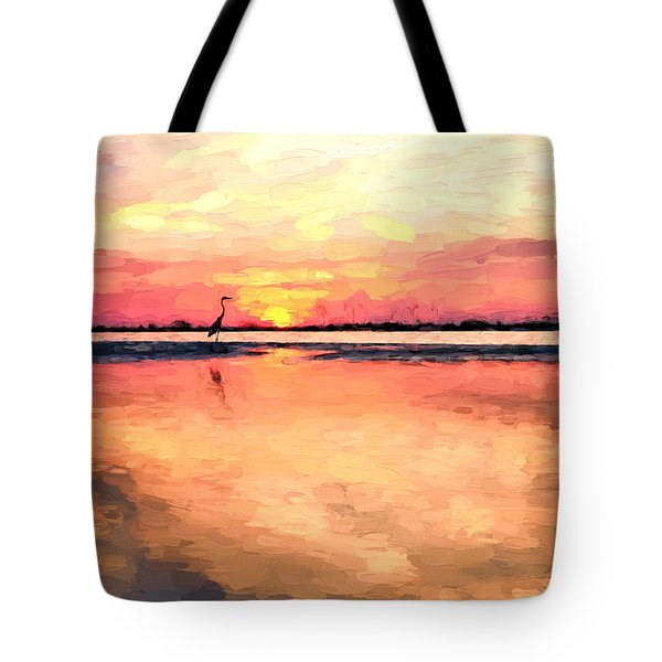 Tote Bag featuring the photograph On The Beaches Of South Walton by JC Findley
