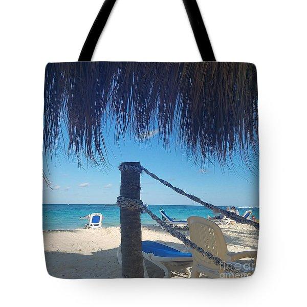 The Beach's Edge Tote Bag