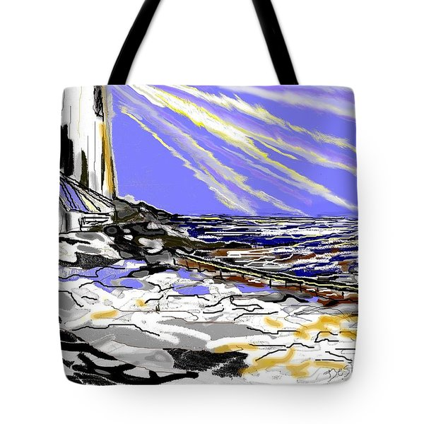 The Beacon Tote Bag by Desline Vitto