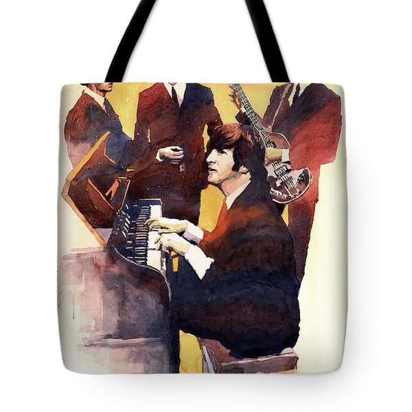 The Beatles 01 Tote Bag