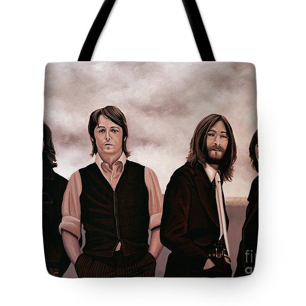 The Beatles 3 Tote Bag