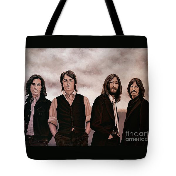 The Beatles 3 Tote Bag