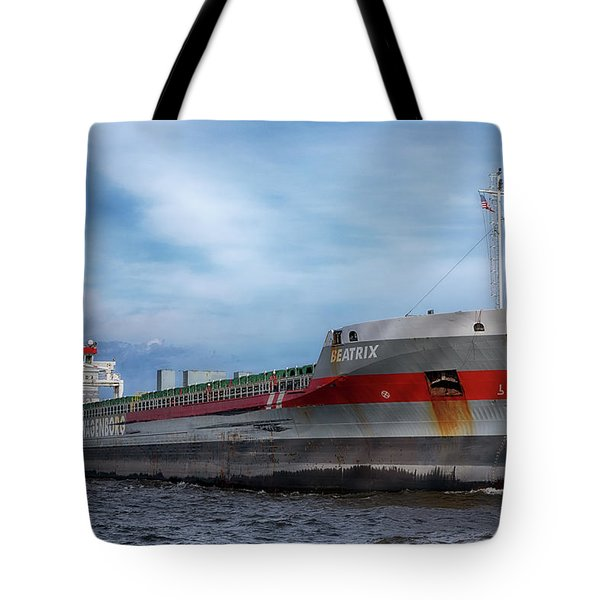 The Beatrix Tote Bag
