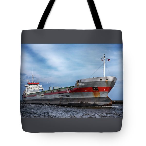 Tote Bag featuring the photograph The Beatrix by Susan Rissi Tregoning