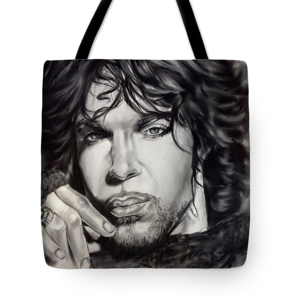 The Beautiful One Tote Bag