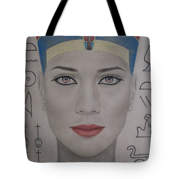 The Beautiful One Has Come Tote Bag