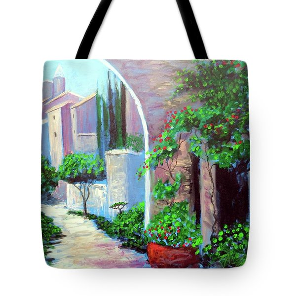 The Beautiful Way Tote Bag