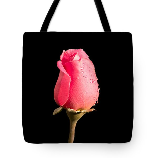 The Beauty Of A Rose Tote Bag