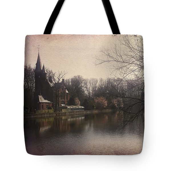 The Beauty Of Brugge Tote Bag