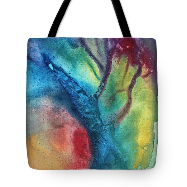 The Beauty Of Color 3 Tote Bag by Megan Duncanson