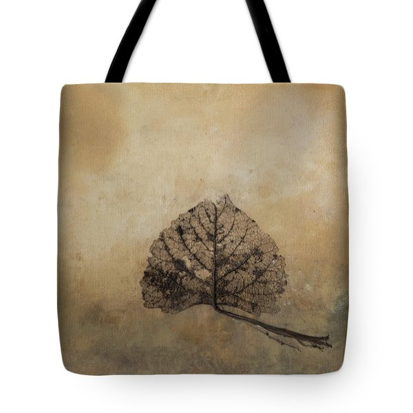 The Beauty Of Decay Tote Bag