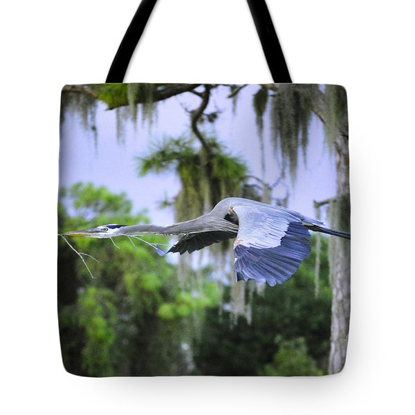 The Beauty Of Flight Tote Bag