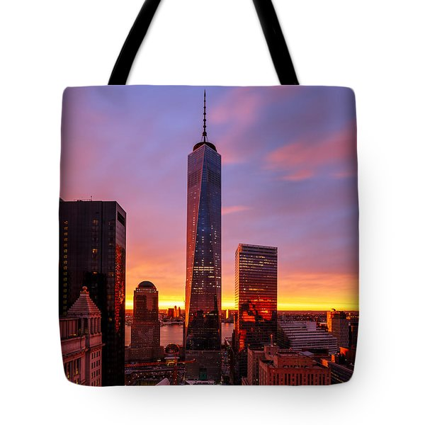 The Beauty Of God Tote Bag