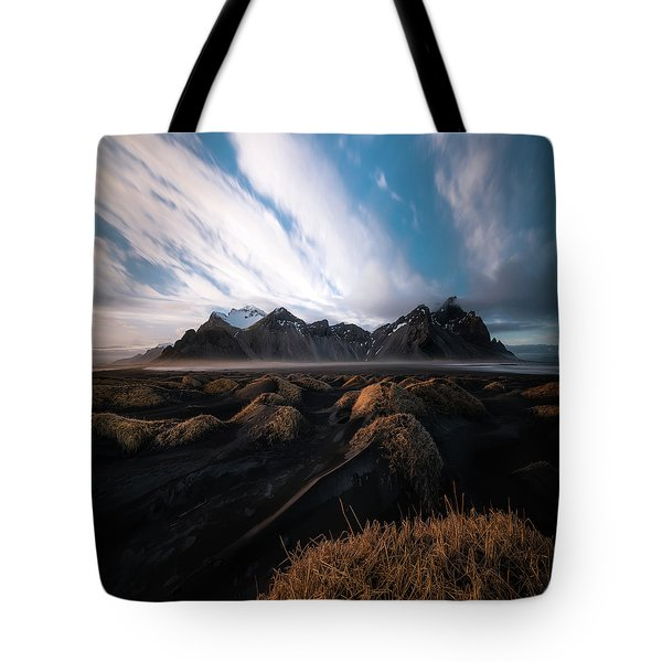 the Beauty of Iceland Tote Bag