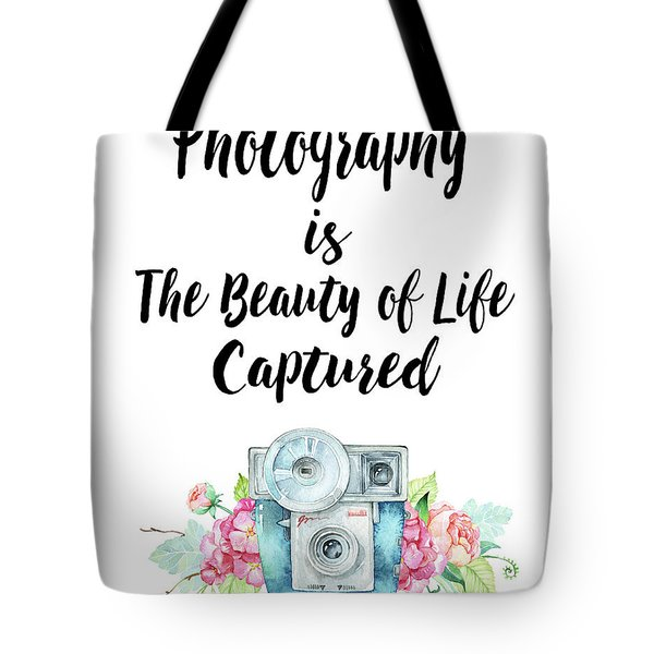 Tote Bag featuring the digital art The Beauty Of Life by Colleen Taylor
