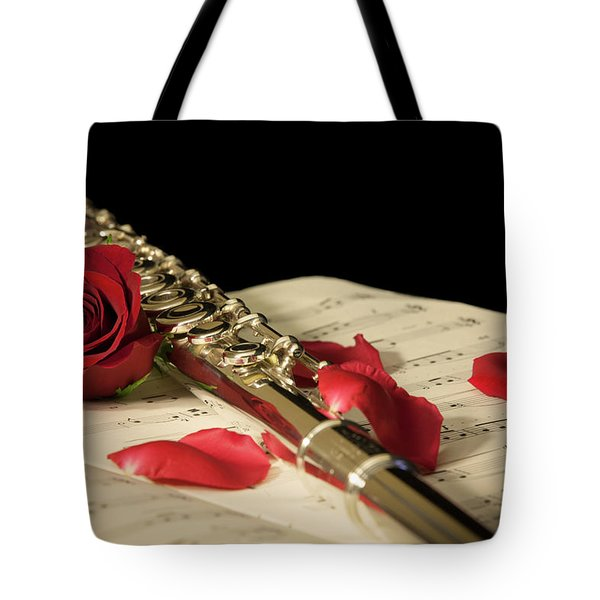 The Beauty Of Music Tote Bag
