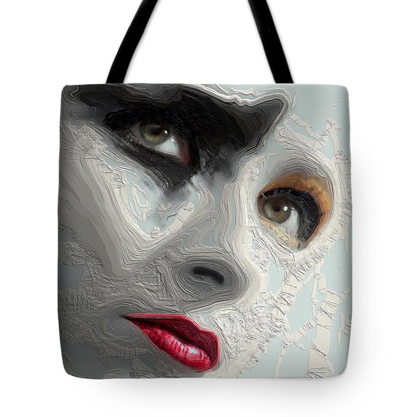 The Beauty Regime Tote Bag