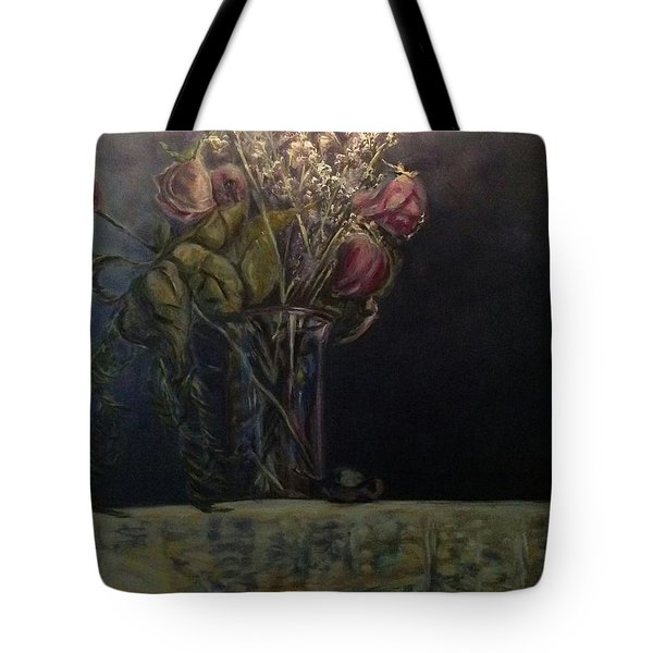 The Beauty That Remains Tote Bag