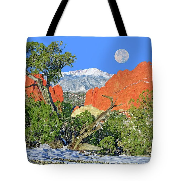 The Beauty That Takes Your Breath Away And Leaves You Speechless. That's Colorado.  Tote Bag by Bijan Pirnia