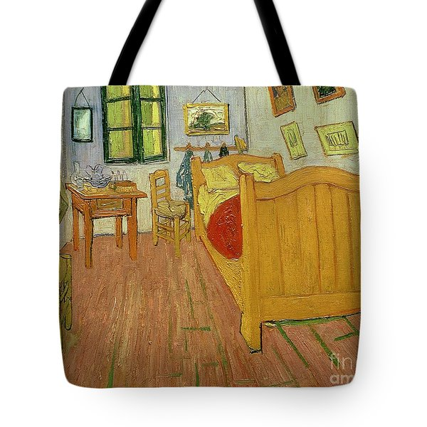 The Bedroom Tote Bag