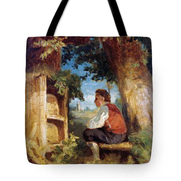 The Bee Friend Tote Bag