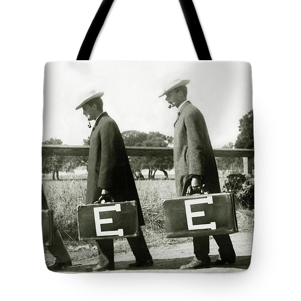 The Beer Boys Tote Bag