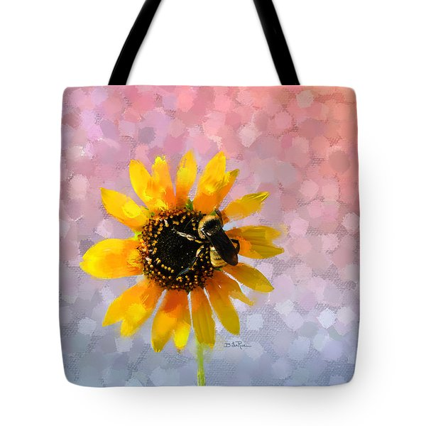 Tote Bag featuring the photograph The Bee's Knees by Betty LaRue