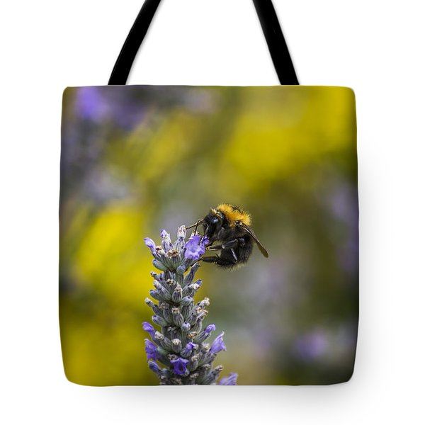 The Bees Knees Tote Bag by Ian Mitchell