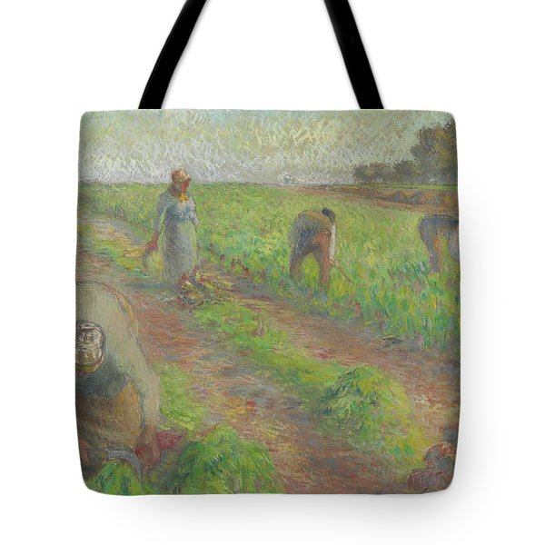 The Beet Harvest Tote Bag