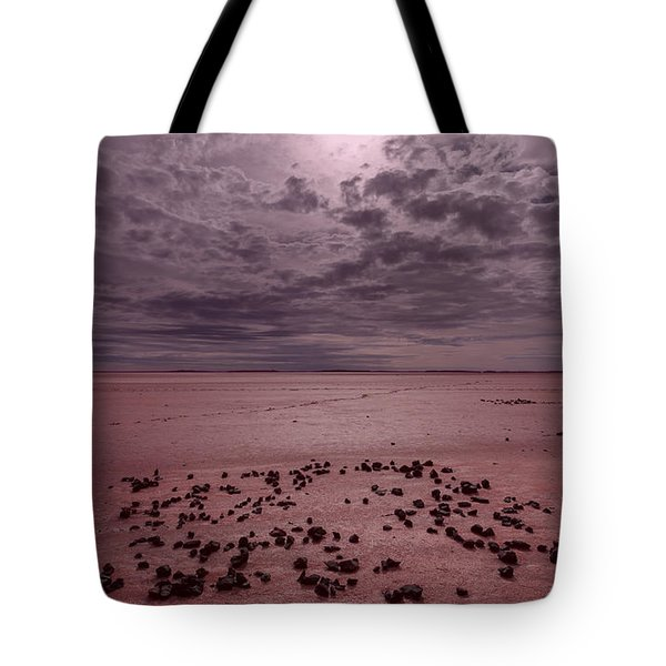 Tote Bag featuring the photograph The Beginning I V by Julian Cook