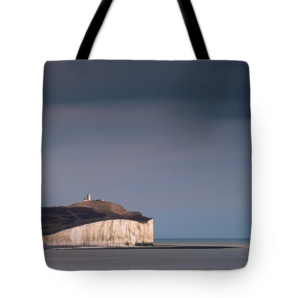 The Belle Tout Lighthouse Tote Bag