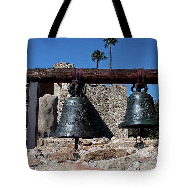 The Bells Tote Bag