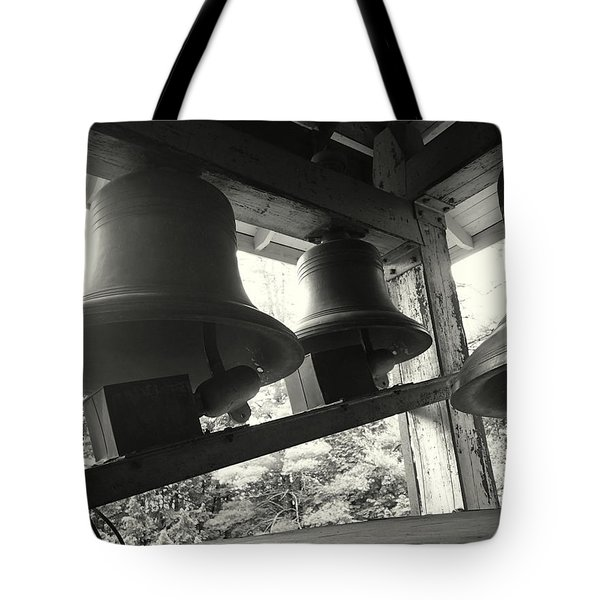 The Bells Tote Bag