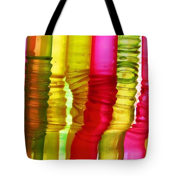 The Bendy Part Tote Bag