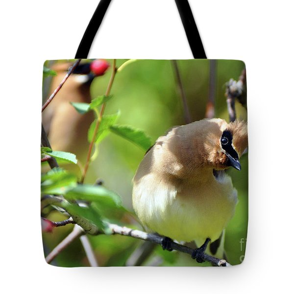The Berry Pickers Tote Bag