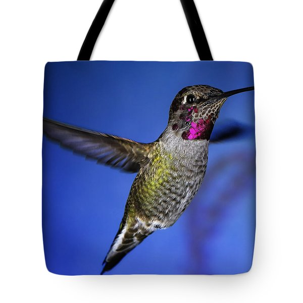 Tote Bag featuring the photograph The Best Feature by William Lee