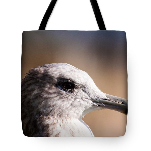 The Best Side Of The Gull Tote Bag