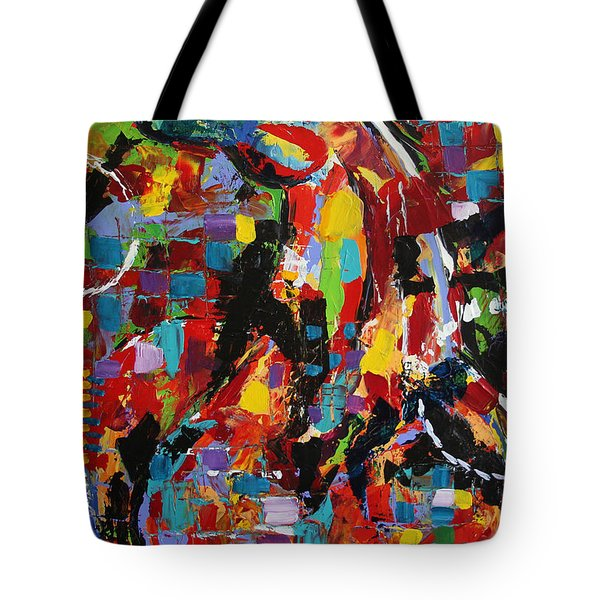 The Beta Tote Bag