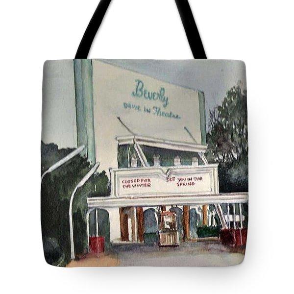 The Beverly Drive Inn Tote Bag