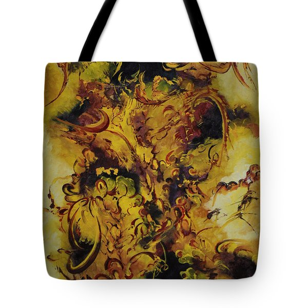 The Biblical Journey Tote Bag