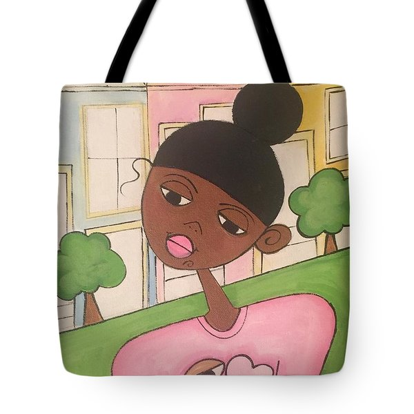 The Big City Tote Bag