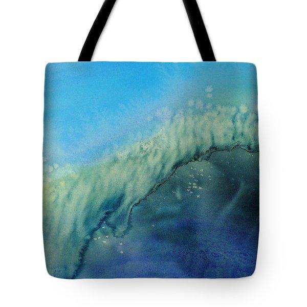 The Big Curl Tote Bag